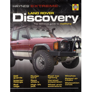 Land Rover Discovery Modifying Manual (BOK)