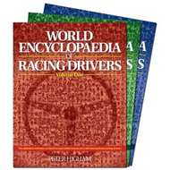 World Encyclopaedia of Racing Drivers (BOK)