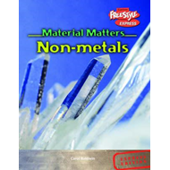 Freestyle Express Material Matters Non-Metals Paperback (BOK)