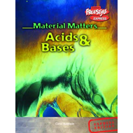 Freestyle Express Material Matters Acids & Bases Hardback (BOK)