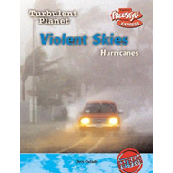 Freestyle Max Turbulent Planet Violent Skies: Hurricanes Har (BOK)