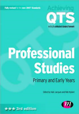 Professional Studies: Primary and Early Years (BOK)