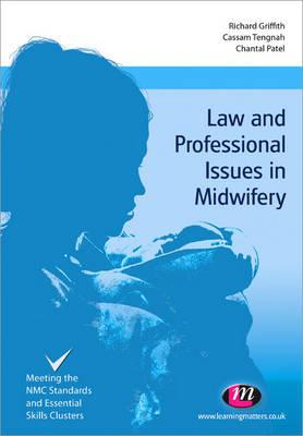 Law and Professional Issues in Midwifery (BOK)