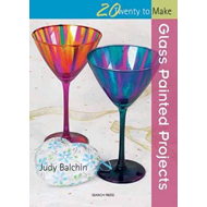 Glass Painted Projects (BOK)