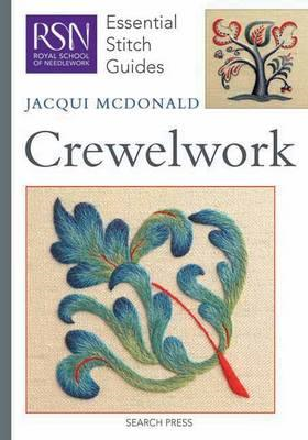 RSN Essential Stitch Guides: Crewelwork (BOK)