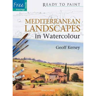 Ready to Paint: Mediterranean Landscapes (BOK)