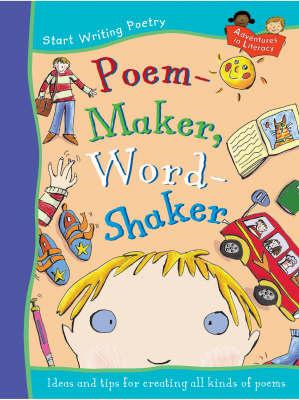 Poem-maker, Word-shaker (BOK)