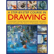 Step-by-step Course in Drawing (BOK)