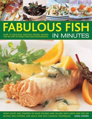 Fabulous Fish in Minutes (BOK)