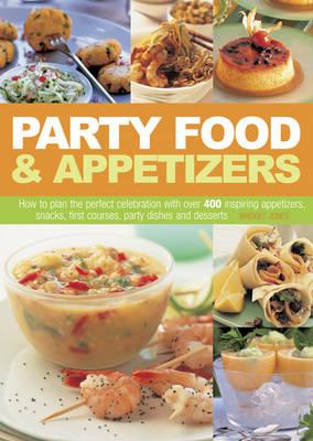 Party Food & Appetizers (BOK)