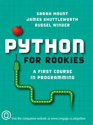 Python for Rookies (BOK)