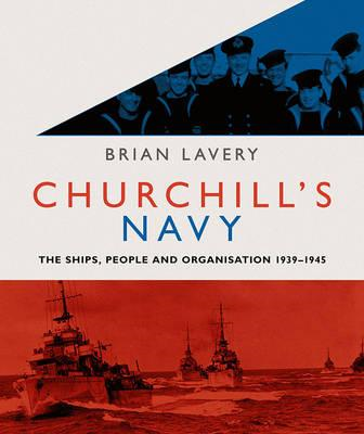 Churchill's Navy (BOK)