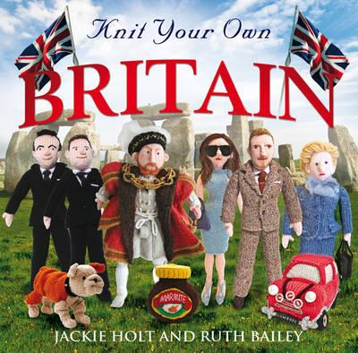 Knit Your Own Britain (BOK)