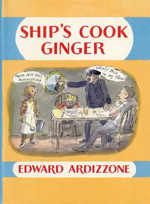 Ship's Cook Ginger (BOK)