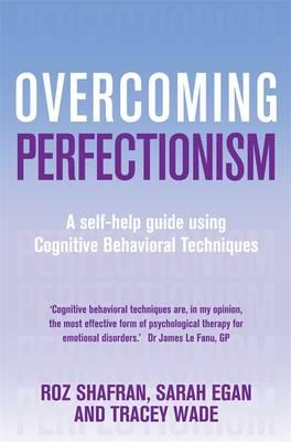Overcoming Perfectionism (BOK)