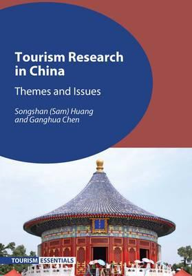 Tourism Research in China (BOK)