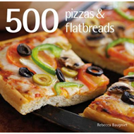 500 Pizzas and Flatbreads (BOK)