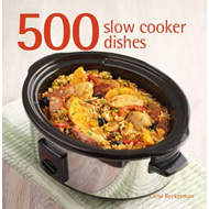 500 Slow Cooker Dishes (BOK)