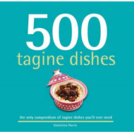 500 Tagine Dishes (BOK)