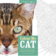 Trianimals: Colour Me Cat (BOK)
