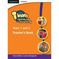 I-learn - Speaking and Listening: Year 1 & 2 (BOK)