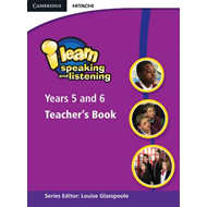 I-learn: Speaking and Listening Years 5 and 6 Teacher's Book: Years 5 & 6 (BOK)