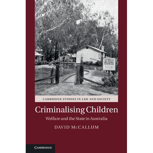 Criminalizing Children (BOK)