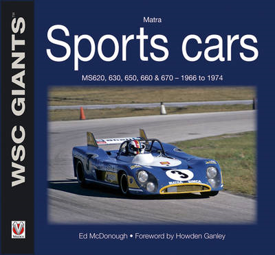 Matra Sports Cars (BOK)