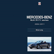Produktbilde for Mercedes-Benz SLK -  R171 Series 2004-2011 (BOK)