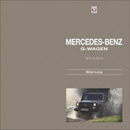 Produktbilde for Mercedes G-Wagen (BOK)