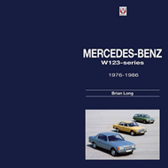 Produktbilde for Mercedes-Benz W123-Series - All Models 1976 to 1986 (BOK)