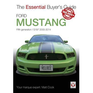 Ford Mustang 5th generation/S197 (BOK)