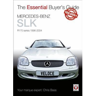 Mercedes-Benz SLK R170 Series 1996-2004 (BOK)