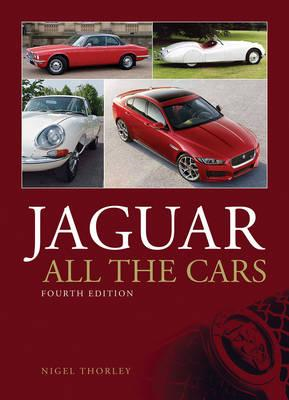 Jaguar - All the Cars (BOK)