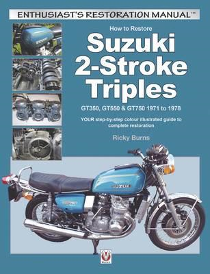 How to Restore Suzuki 2-Stroke Triples (BOK)