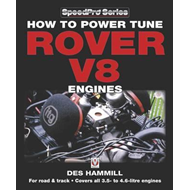 Produktbilde for How to Power Tune Rover V8 Engines for Road & Track (BOK)
