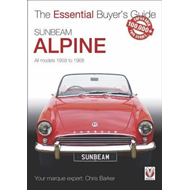 Sunbeam Alpine - All Models 1959 to 1968 (BOK)