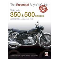 Essential Buyers Guide Velocette 350 & 500 Singles (BOK)