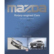 Mazda Rotary-Engined Cars from Cosmo 110s to Rx-8 (BOK)