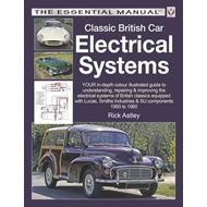 Classic British Car Electrical Systems (BOK)