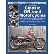 How to Restore Classic Off-Road Motorcycles (BOK)