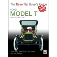 Ford Model T - All Models 1909 to 1927 (BOK)