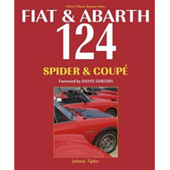 Produktbilde for Fiat & Abarth 124 Spider & Coupe (BOK)