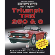 How to Improve Triumph TR5, 2 50 & 6 (BOK)