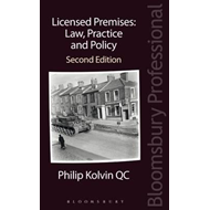 Licensed Premises: Law, Practice and Policy (BOK)