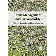 Event Management and Sustainabili (BOK)