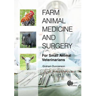 Farm Animal Medicine and S (BOK)