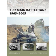 T-62 Main Battle Tank 1965-2005 (BOK)