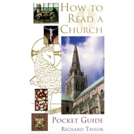 Produktbilde for Pocket Guide to How to Read A Church (BOK)