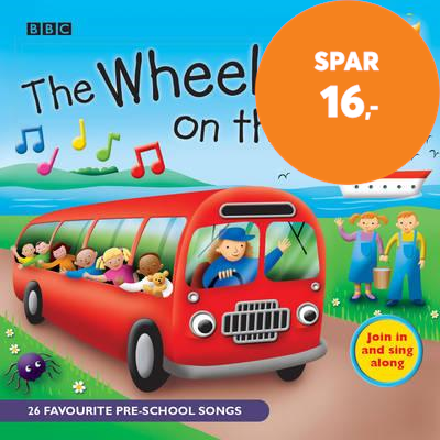 The Wheels On The Bus - Favourite Nursery Rhymes (BOK)